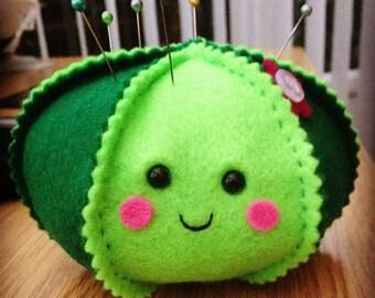 Cute Cactus Pin Cushion - Kawaii