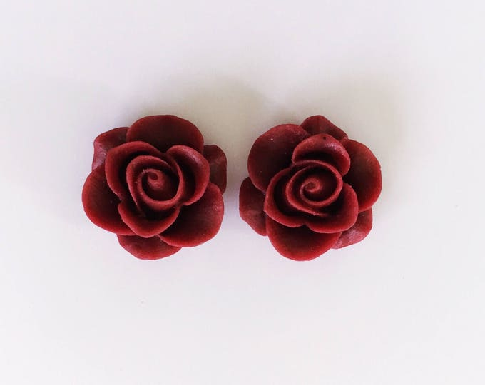 The 'Shayla' Flower Earring Studs