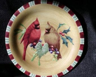 Lenox Winter Greetings Cardinals