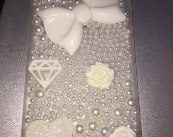 Pearly White IPhone 6/6s PLUS