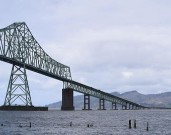 Astoria Memorial Bridge - Oregon