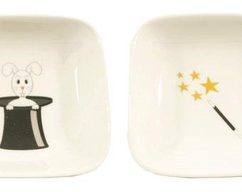 little dishes 'magic'