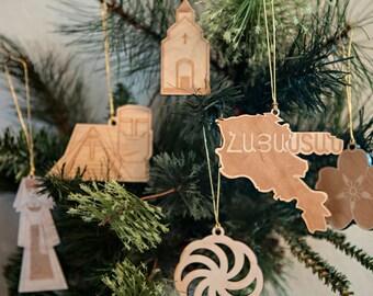 Armenia Collection Ornaments