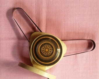 The old Soviet TV antenna ATP is 6.5. Retro from the Soviet Union. 1989.