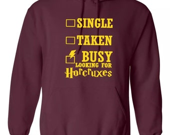 Inspired Property Horcrux Quidditch Harry Funny Potter  Hoodie Jumper