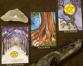 Tarot Life Path Reading