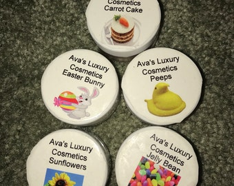 Easter collection lip balms!