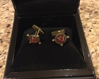 Custom Steam Punk Cuff Links
