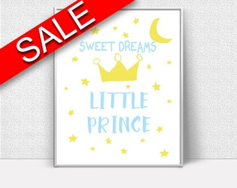 Wall Art Sweet Dreams Digital Print Sweet Dreams Poster Art Sweet Dreams Wall Art Print Sweet Dreams Nursery Art Sweet Dreams Nursery Print