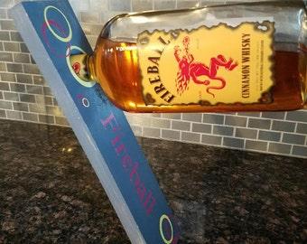 bottle holder, Gravity fireball holder