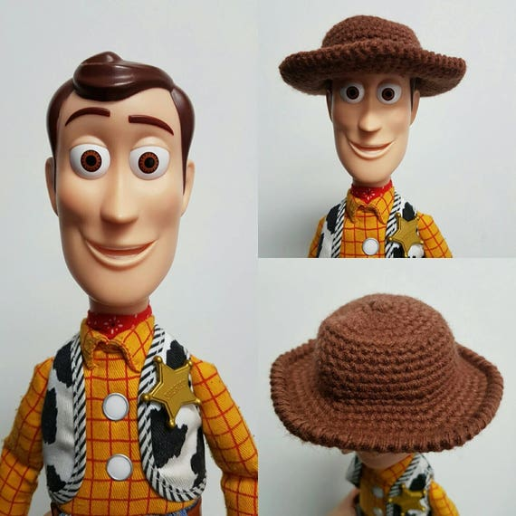 Toy story Woody doll hat replacement Woody's hat Toy
