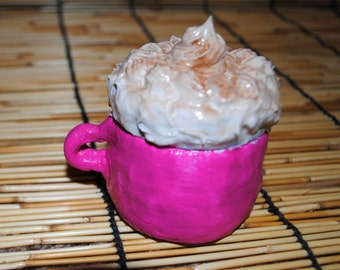 Hot Chocolate Container