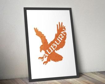 The Auburn Eagle