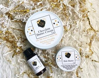 Black Hair Care, Natural Hair Care, Natural Hair Products, styling Cream, Detangler, Hair Butter, Hair Oil,