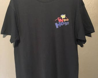 WWF In Your House Tee