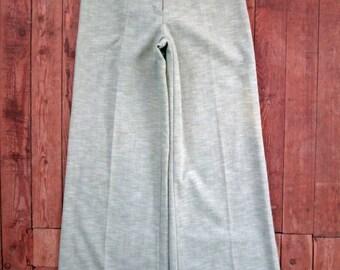 Vintage De Lai of San Francisco/Hippie Bell Flare/ Women Pant/ Size 9/10