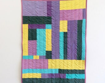 Summer in the city quilt