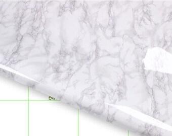 Marble Film Granite Film Peel Stick Backsplash Decorative Granite Self Adhesive Marble