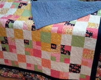 Queen-sized quilt