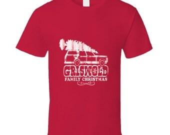 Griswald Family Christmas Tshirt