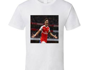 Mesut Ozul Arsenal Tshirt (all Colors And Styles Available)