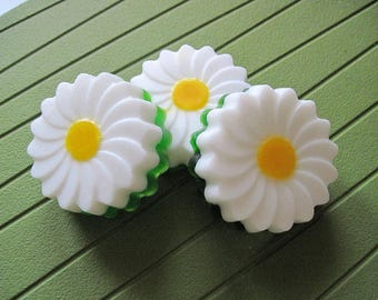 Chamomile Soap,Flower Soap,Women Gift,Party Favor,Gift for Her