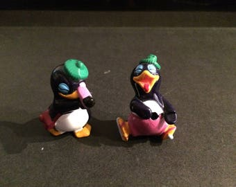 Kinder Egg penguin toys