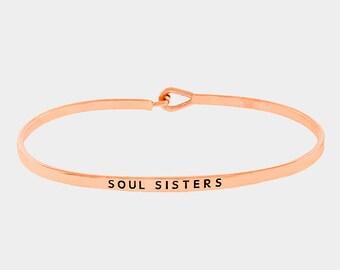 """The """"Taylor"""" Soul Sisters Bracelet"""
