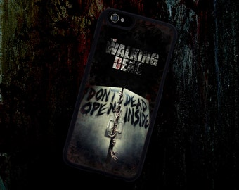 The Walking Dead Iphone case. Iphone 6 / 6s / 6 plus / 7 / 7 plus Phone case Plastic / Silicone Rubber