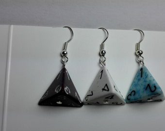 Single Earring Dice