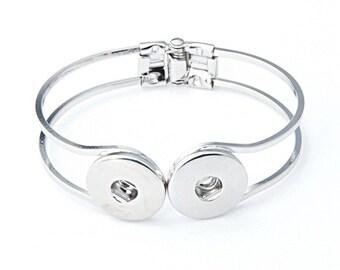 Snap Bracelet, Snap Charm Bracelet, Gingersnap jewelry, Snap, Snap charm jewelry, Bracelet, Snap charms, snaps, noosa, snap button