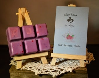 Scented Soy Wax Melts - Black Raspberry Vanilla