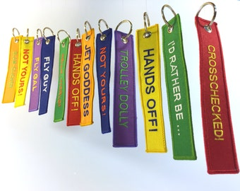 Novelty Luggage Tags - summer special!