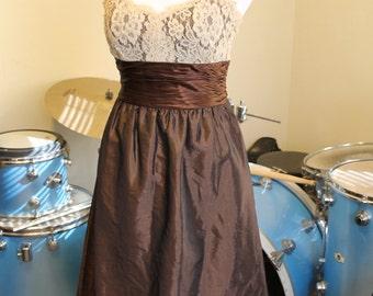 Anne Klein Party Dress Size 2 Fits like a Size 6
