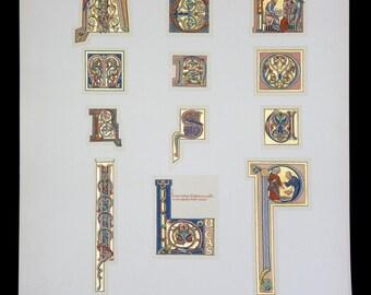 Antique Chromolithograph