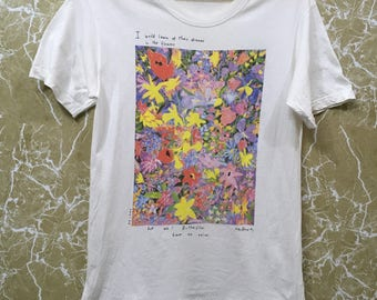 Vintage 90s Down Under / Ken Done /mambo t shirt S size made in Australia