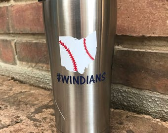 Cup decal #Windians
