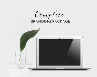 Business Branding Package, Branding Kit, Marketing Package, Bespoke Graphic Design, One of a Kind Design, Visual Identity, Logo Design