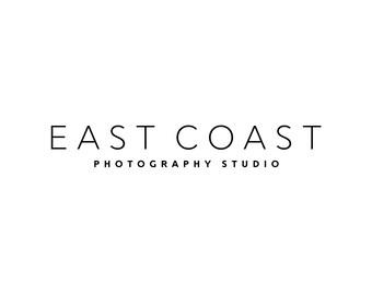 Small Business Logo / Minimalist Logo / Premade Photography Logo / Simple Logo / Photography Logo and Watermarks / Shop Logo / Cafe Logo