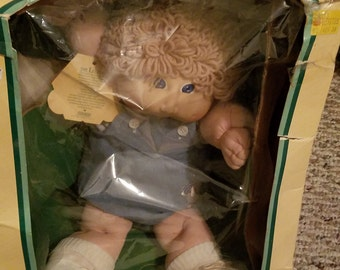 1984 Original Cabbage Patch Doll (Gill Ronald)