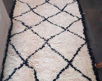 Beni ouarain carpets