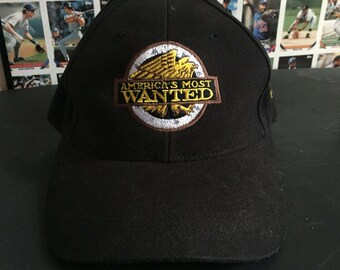 """America's Most Wanted """"Dad Hat"""""""