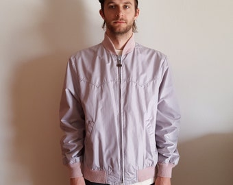 SALE - 1970s Gray Walls Jacket // SZ M/L