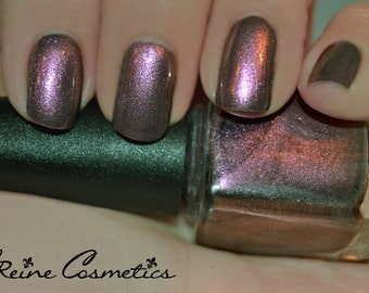 Jewels Of Julia - Purple Multichrome Color Shifting Sparkle Nail Polish