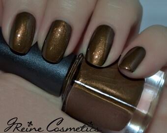 Mudslide - Copper Brown Nail Polish