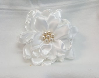 3 Layer Flower Knot Bow