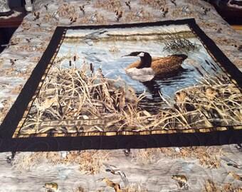 Duck Blanket Etsy