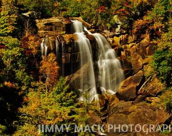 Waterfall (Caesars Head State Park)