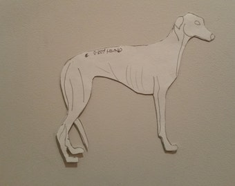 Personalised Multi Greyhound Pattern