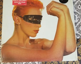 Eurythmics- Touch LP vinyl record